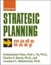 Strategic Planning Made Easy by Fry, Fred L.