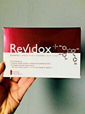 Actafarma Revidox 30 Caps Resveratrol*Vit C*Zinc*Riboflavin Supplement Exp 04/22