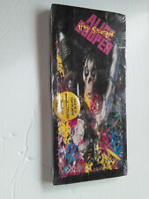 Alice Cooper HEY STOOPID cd 1991 NEW LONGBOX(long box)Ozzy Osbourne.Motley Crue