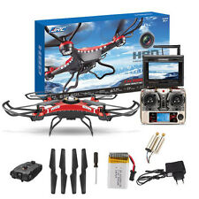 JJRC H8D 6 assi Gyro 5,8G RC Drone Quadcopter Camera HD Con Monitor