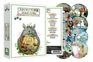 Studio Ghibli Special Edition 25 Movie Collection DVD Box Set Hayao Miyazaki New