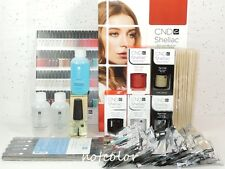 CND Gel INTRO Pack Color Kit of 3 Colors & Base Top Coat / Intro Pack System