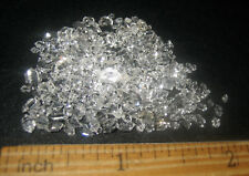 5g A+++ NATURAL GEM CLEAR PAKIMERS HERKIMER DIAMOND QUARTZ CRYSTALS PAKISTAN *