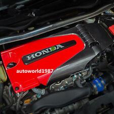 Refit Fit For 2016 2017 Honda Civic 1.5T Sedan Red Auto Engine Cover Bonnet Hood