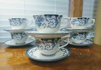 Eight Rosina-Queens The Royal Palaces Coffee/Tea Cup & Saucers Sold Individually