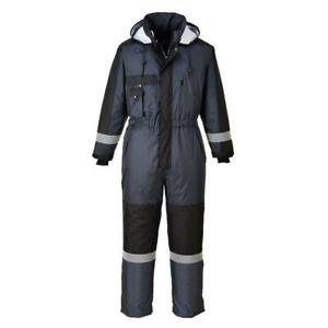 Padded waterproof Winter one piece overall Coverall boiler suit - portwest S585
