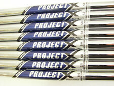 NEW Rifle ProjectX HL 5.0 Regular Flex 3-PW (8) Shafts .370 Parallel Project X