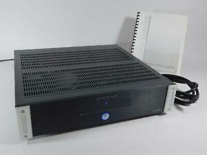 Emotiva UPA-1 Ultra Linear Power Audio Amplifier w/ Manual (great condition)