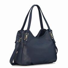 Real Genuine Leather Women's Handbag Shoulder Bag Satchel Casual Messenger Hobo
