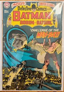 Detective Comics 400, Clean Cover, SEE PHOTOS! 1st Man-Bat!