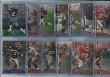 1998 Topps Finest 26 Card Lot With HOFs & Stars Inc. Taylor RC, Bettis, Thomas