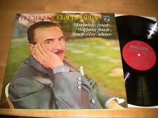 10/143 CLAUDIO ARRAU BEETHOVEN PIANO SONATAS MOONLIGHT WALDSTEIN PHILIPS