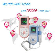3Mhz Probe Pocket Prenatal Fetal Doppler Baby Heart Beat Monitor Pregnancy+ Gel