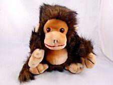 "Paul E. Sernau Monkey Ape Chimp Plush 10"" Korea"