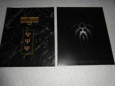 Gary Numan - 2 x Tour Programmes. Exile & Premier A4 size hardcopy programmes
