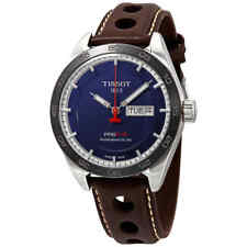 149a3d12808 Tissot PRS 516 Automatic Blue Dial Men's Watch T100.430.16.041.00