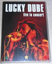 LUCKY DUBE Live in Concert DVD SOUTH AFRICA Cat# GMVDVD0182005 Does not play USA
