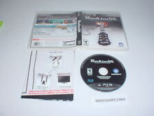 ROCKSMITH game only complete in case w/ manual for Sony Playstation 3 PS3