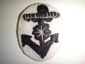 Impérial Japonais Militaire/Marine Marin Casquette Patch