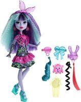 Monster High Twyla ELEKTRISIERT electrified Monsterhaar Ghouls OVP DVH71