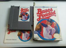 Bases Loaded - Nintendo NES Complete Game