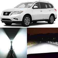 Alla Lighting Low Beam Headlight H11 LED Bulb for 13~16 Nissan Pathfinder Murano
