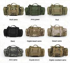 FREE SOLDIER OUTDOOR MUTI-FUNCTIONAL POCKET CAMERA BAG WAIST SHOULDER PACK-33633