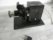 projecteur films photos LUX 75 unis france deco industriel meuble metier vintage