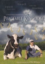 Peaceable Kingdom DVD - The Journey Home - Animal Rights, Factory Farming, Vegan