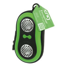 KNG Exclaimer Music Prophecy Green Portable Speaker Case Cover For MP3