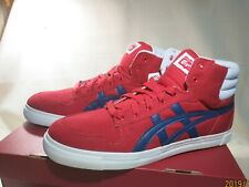 Asics Onitsuka Tiger  Red/Navy Shoes A-SYS MT  SIZE US#9.5  JP27.5