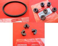 GENUINE HONDA PCX 125 ROLLER WEIGHT & DRIVE BELT 2015 - 2018 **UK STOCK**