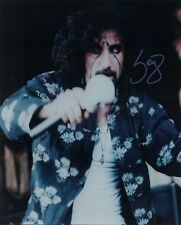 "Serj Tankian System of A Down singer REAL hand SIGNED 8x10"" Photo #1 COA"