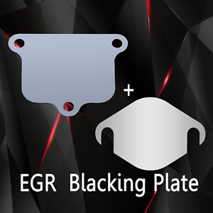 EGR Blanking Plate Set Valve Cooler Fit Ford Ranger PX For Mazda BT50 3.2L /2.2L
