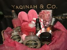 Yaqinah & Co.'s Fight Like A QUEEN Breast Cancer Awareness Basket