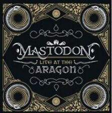 Live at the Aragon by Mastodon (CD, Mar-2011, 2 Discs, Reprise)