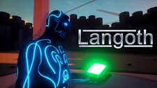 Langoth Win Mac Linux - PCVideo Game Digital CD Steam Key Download Action Adven