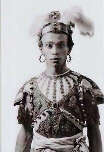 Vaslav NIJINSKY Great Russian Genius BALLET DANCER, 1908 Reprint NEW Photo