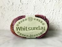 Queensland Collection Whitsunday Yarn - 1 Skein Color Mauve Tweed #WHIT-01