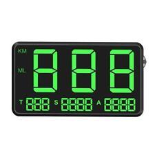Car Digital GPS Speedometer Speed Display KM/h MPH For Car Motorcycle C80 tg