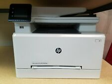 HP M281fdw LaserJet Pro All in One Wireless Color Laser Printer - White