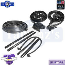 71-75 GM B Body Full Size Weatherstrip Seal Kit 2 Door Convertible New