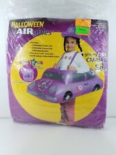 NOS Halloween wAIRables Groovy Chix Cruiser Inflatable Costume 3-6 Yrs Girls
