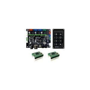 Makerbase MKS Dlc V2.0 + TFT 35 + 2 X A4988 - Ideal CNC Or Burner Laser