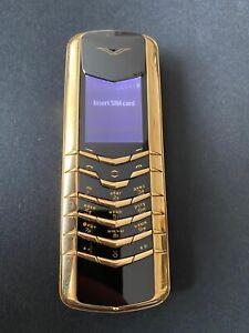 VERTU SIGNATURE M 18K 750 ROSE GOLD