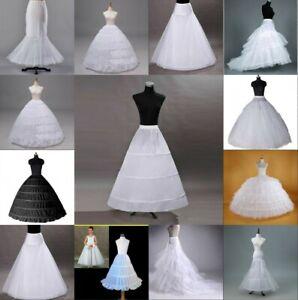 RULTA WEDDING BRIDAL DRESS PROM PETTICOAT HOOPS UNDERSKIRT CRINOLINE SKIRT UK K1