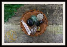 CAPRICORN Gemstone Kit 6 Zodiac Capricorn Healing Crystal Capricorn Intention Se