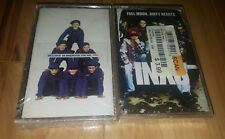NEW Inxs FACTORY SEALED Cassette Full Moon Dirty Hearts Welcome Wherever you are