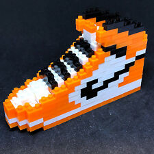 Air Jordan 1 I Reverse Shattered Backboard Sneakers Lego Building Blocks Bricks
