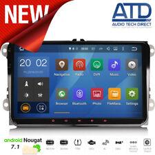 "9 "" Android 7.1 DAB Radio Bluetooth SAT NAV GPS WIFI STEREO pour VW SCIROCCO MK3"